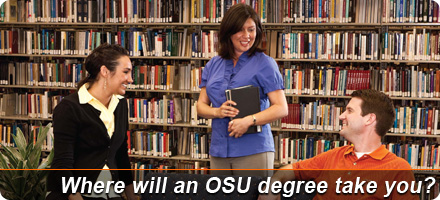Where will an OSU degree take you?