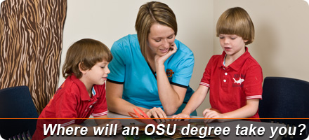 Communication Sciences And Disorders B S Oklahoma State