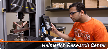 Helmerich Research Center Facility Features And