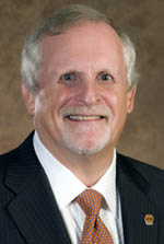 Picture Of OSU-Tulsa President Dr. Gary Trennepohl.