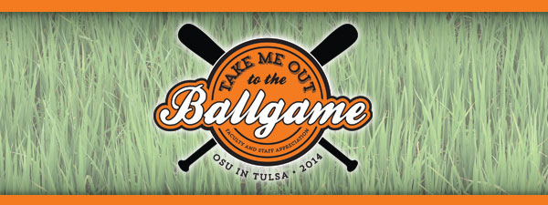 Take Me Out to the Ballgame - Faculty and Staff Appreciation 2014