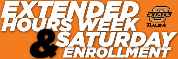 Extended Hours and Saturday Enrollment