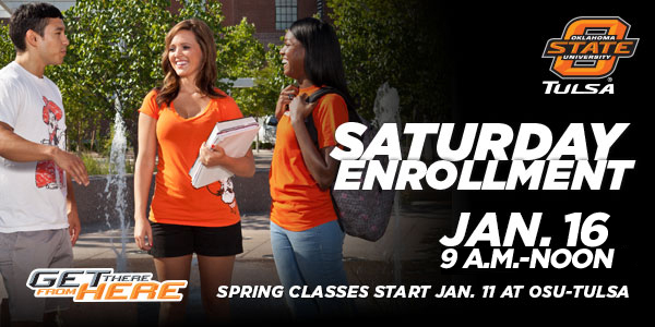 Special Saturday Enrollment Day