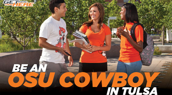 Be an OSU Cowboy in Tulsa