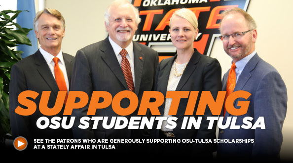 Supporting OSU Students in Tulsa